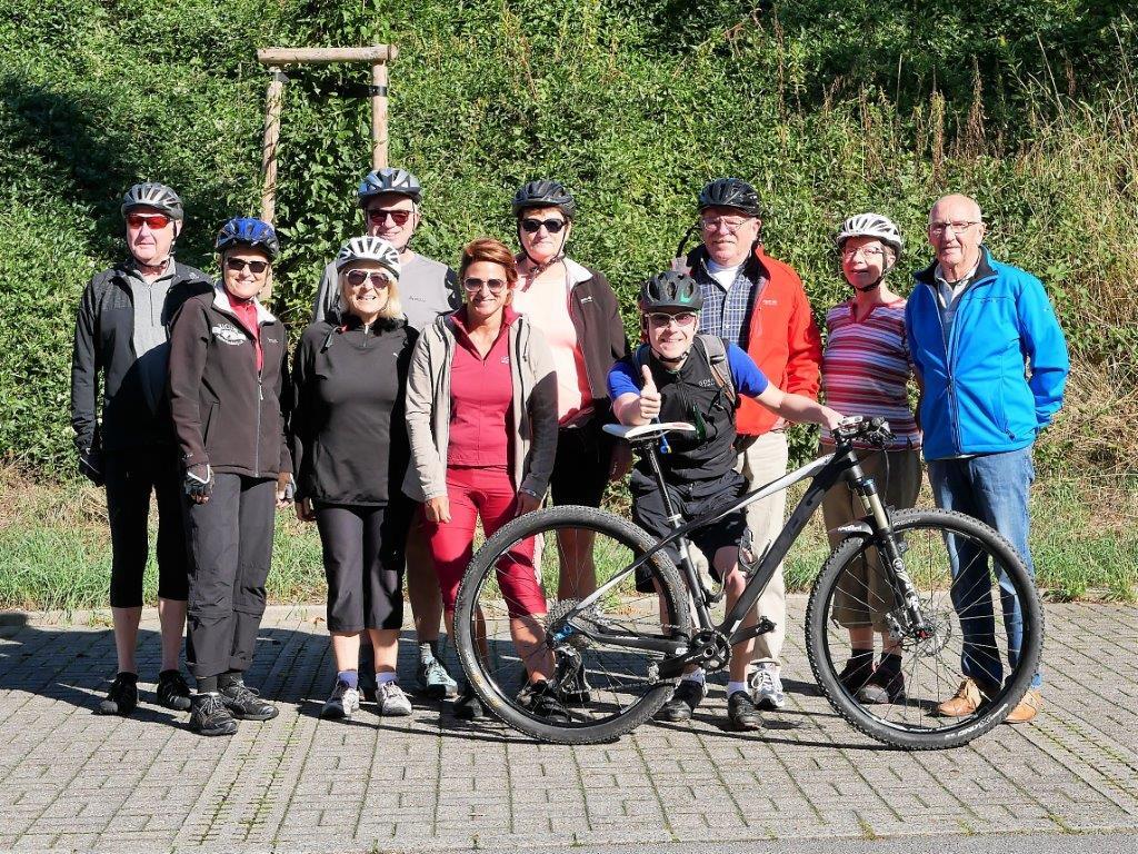 Radtour durch Dortmund